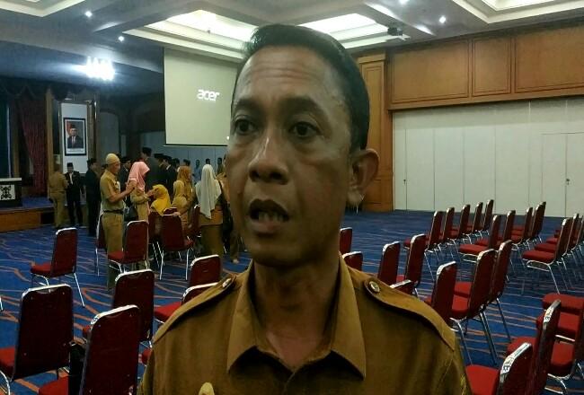 Kepala BKPP Rohul Helfiskar SH MH