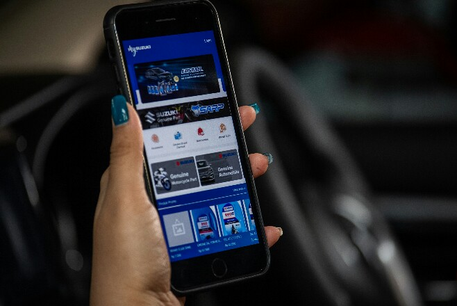 Untuk dapat menikmati diskon istimewa ini, pelanggan dapat mengunduh aplikasi My Suzuki dari Play Store untuk pengguna Android atau Apps Store untuk pengguna iPhone.