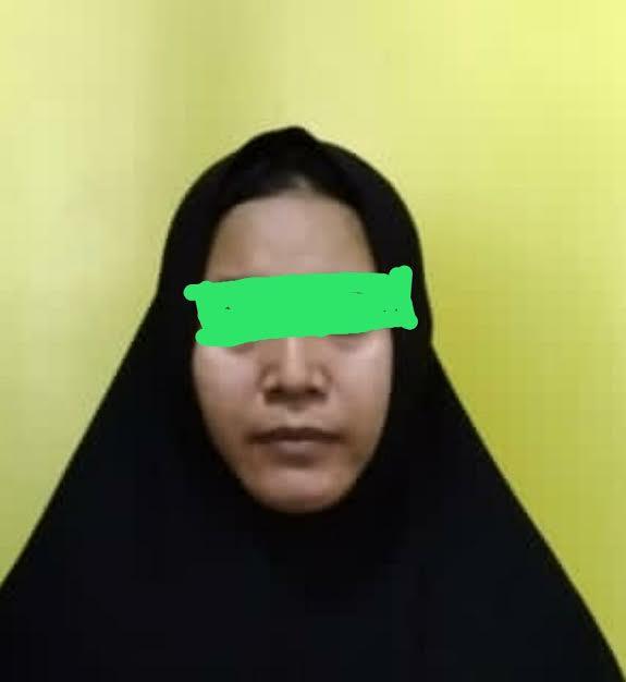 Oknum ASN Pemkab Rohul berinisial NS diamankan Polres Rohul.