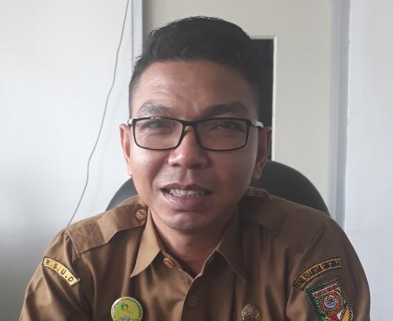 Ketua PSSI Kabupaten Kuansing, Fahdiansyah.
