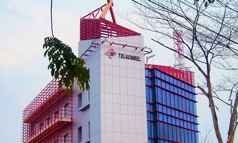 Gedung Telkomsel Pekanbaru