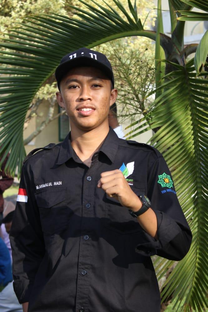 Ketua HIPMAM Muhammad Akmalul Hadi
