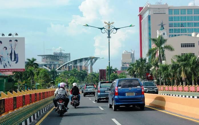 Kota Pekanbaru.