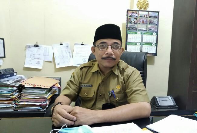 Sekretaris Disdukpencapil Inhil, Nursal Sulaiman