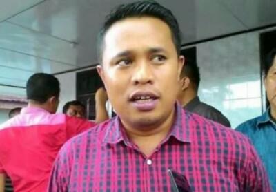 Wakil Ketua DPRD Riau Kordias Pasaribu.