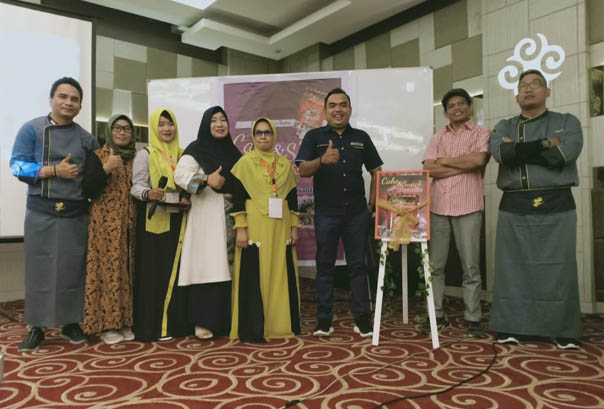 Launching Buku Cake & Snack Favorit Koleksi DCC.