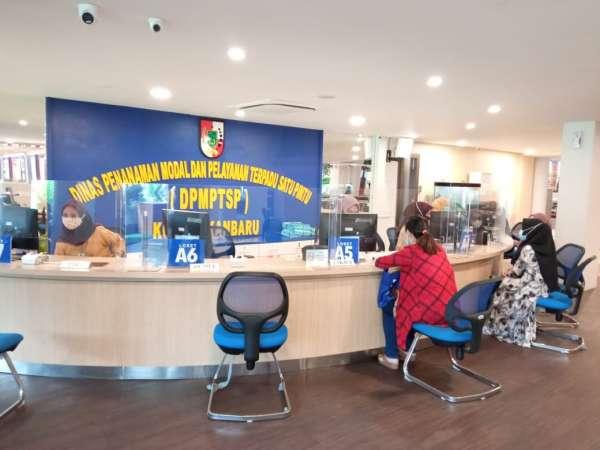 Mal Pelayanan Publik (MPP) Pekanbaru.
