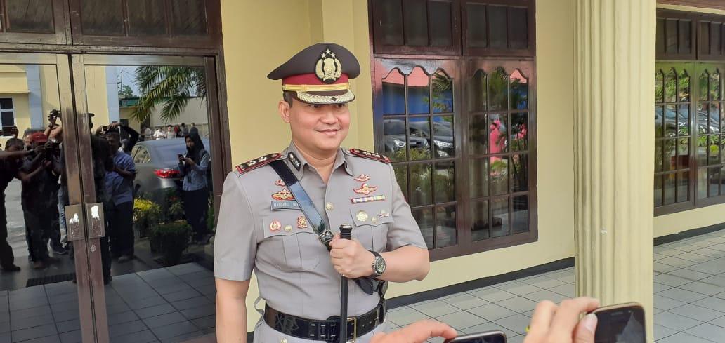 Kapolresta Pekanbaru, Kombes Pol Nandang Mu