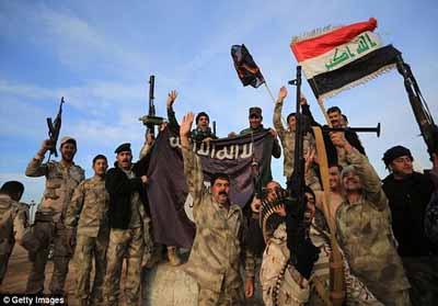 Pemerintah Irak antisipasi kebangkitan ISIS.