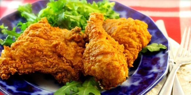 Cara Membuat Ayam Goreng Tepung Versi 3