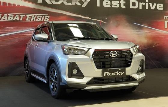 Daihatsu Rocky 1.2
