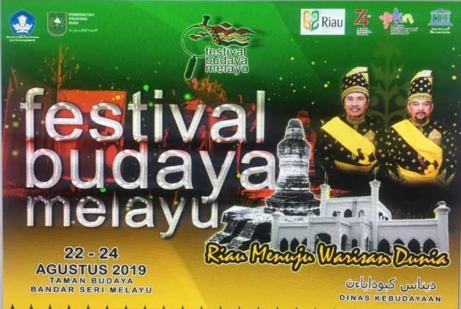 Festival Budaya Melayu 2019.
