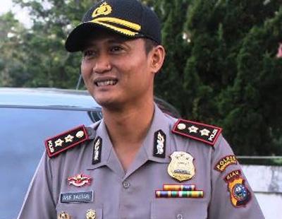 Kapolres Inhu, AKBP Arif Bastari SIK MH