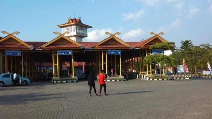Terminal Bandar Raya Payung Sekaki Pekanbaru