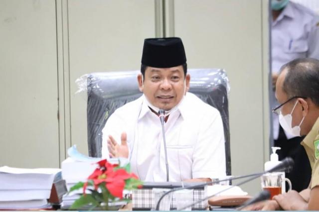 Wakil Ketua DPRD Riau Syafruddin Poti