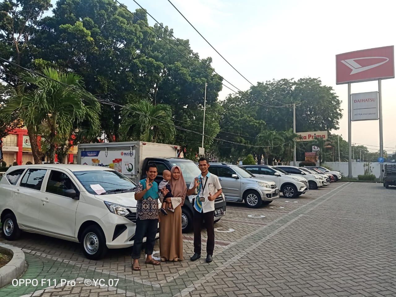 Astra Daihatsu Cabang Pekanbaru Jalan Sudirman