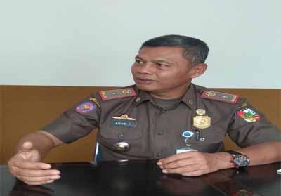 Kasat Pol PP Pekanbaru Agus Pramono.