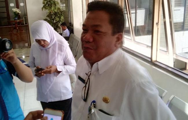 Kepala Badan Kesatuan Bangsa dan Politik (Kesbangpol) Provinsi Riau, Chairul Riski.