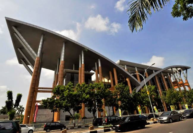 Perpustakaan Wilayah (Puswil) Soeman HS Provinsi Riau