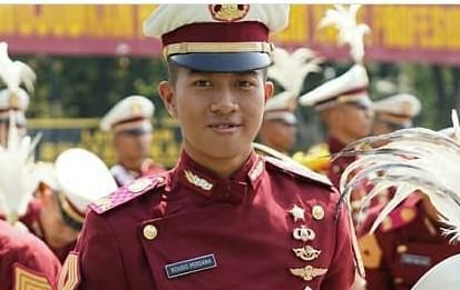 Kapolsek Tembilahan, Raudo Perdana, S.Tr.K