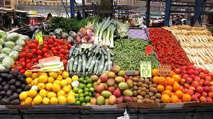 Sayuran.