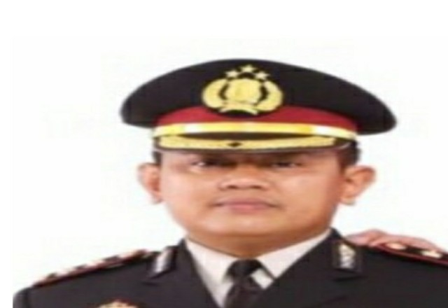 Kapolres Rohul AKBP Taufiq Lulman Nurhidayat