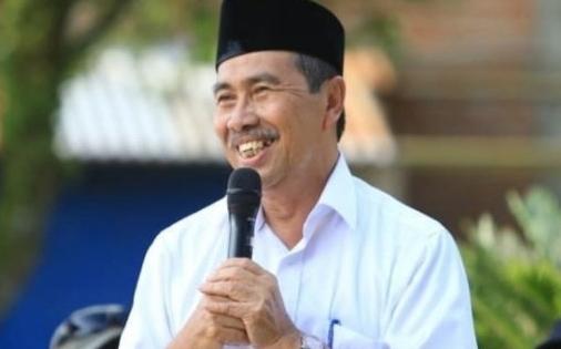 Gubenur Riau, Syamsuar.