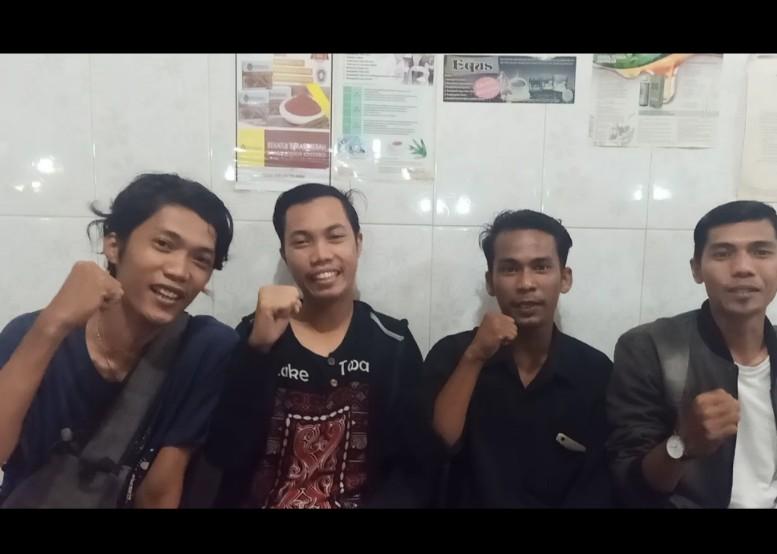Komunitas musik Bagansiapiapi.