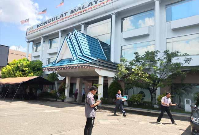 UGI sezione Riau tengah bertemu (hearing) dengan pihak perwakilan pemerintah Malaysia.
