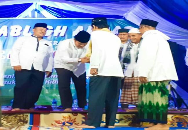Ketua DPRD  Kuantan Singingi Andi Putra SH MH berharap pemuda Kuansing lebih berkarakter.
