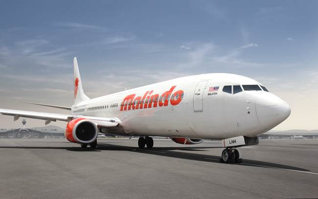 Malindo Air.