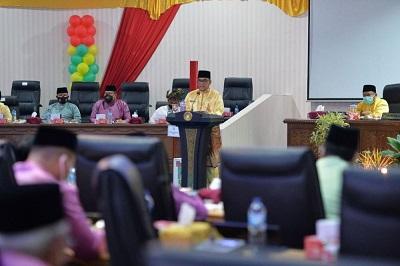 Wakil Gubernur Riau Edy Natar Nasution menyampaikan bahwa Pemerintah Provinsi  Riau sangat mendukung program kerja Pemkab Kampar