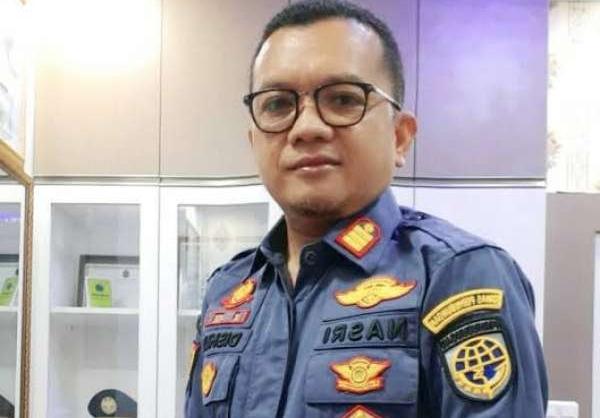 Kepala UPT PKB Dishub Kota Pekanbaru Muhammad Nasri MSi.