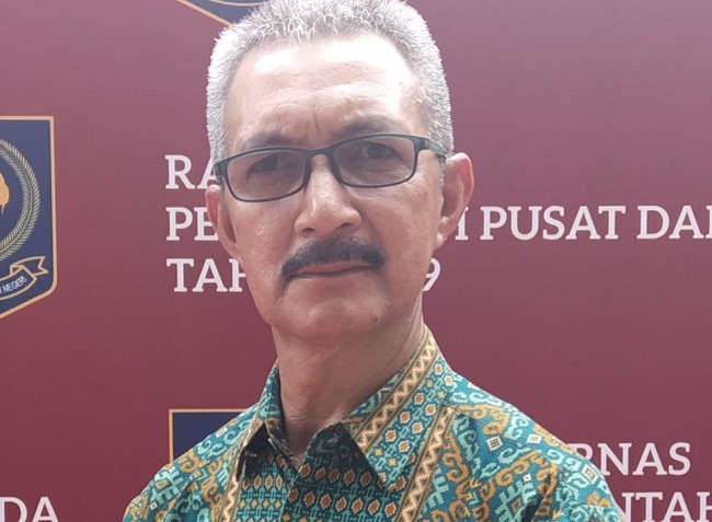 Kepala Bagian Humas dan Protokol Hermanto Uban