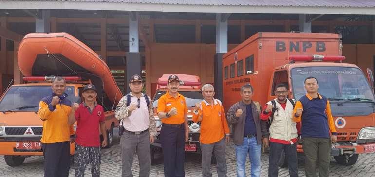 BPBD Riau. Foto : Antara Riau