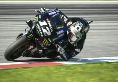 Maverick Vinales pole position di MotoGP San Marino.