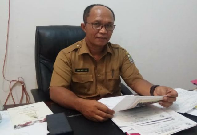 Plt Sekretaris Dinas Pendidikan Pelalawan, Martias SPd