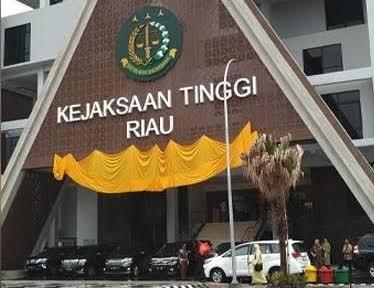 Kejati Riau.