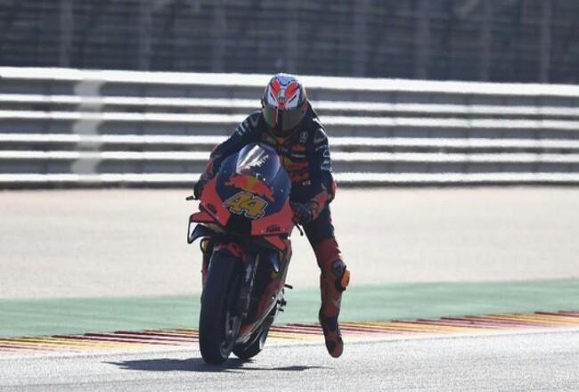 Pol Espargaro rebut pole MotoGP Eropa. Foto: Detik