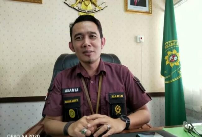 Ketua PN Bengkalis Rudi Ananta Wijaya. Foto: Antara