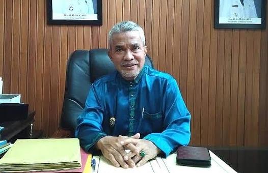 Wakil Bupati Kepulauan Meranti Drs H Said Hasyim.