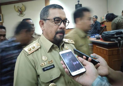Wakil Gubernur Riau (Wagubri), Edy Natar Nasution