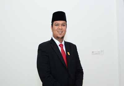 Ketua DPRD Kuantan Singingi Andi Putra SH MH