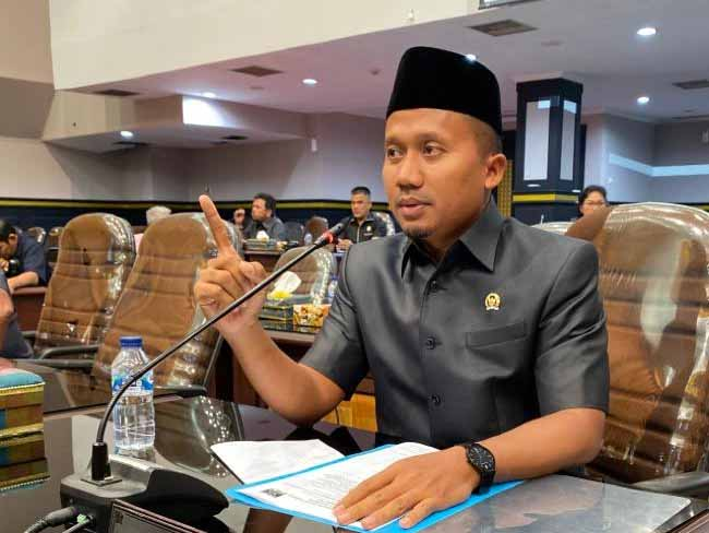 DPRD Kota Pekanbaru, Mulyadi A.Md