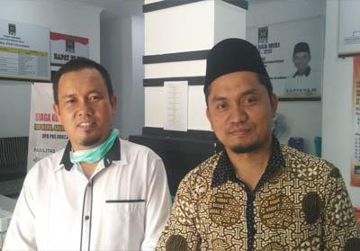 Ketua DPD PKS Rohul, H. Mahmud