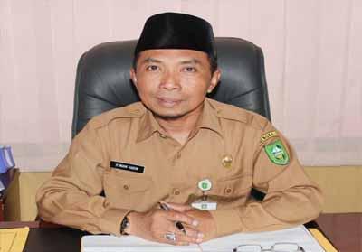 Kepala Bapenda Bengkalis Imam Hakim.