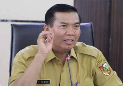 Walikota Pekanbaru DR Firdaus MT
