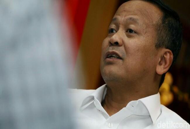 Menteri Edy Prabowo