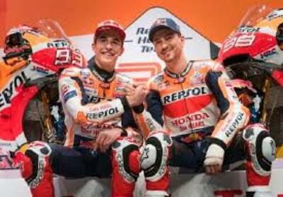 Marquez dan Lorenzo