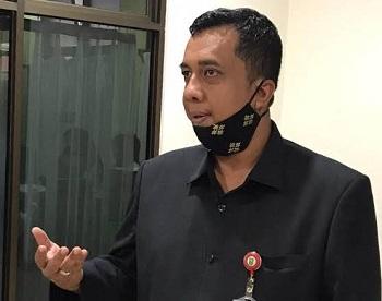 Kepala Dinas Pariwisata Riau Roni Rahmat